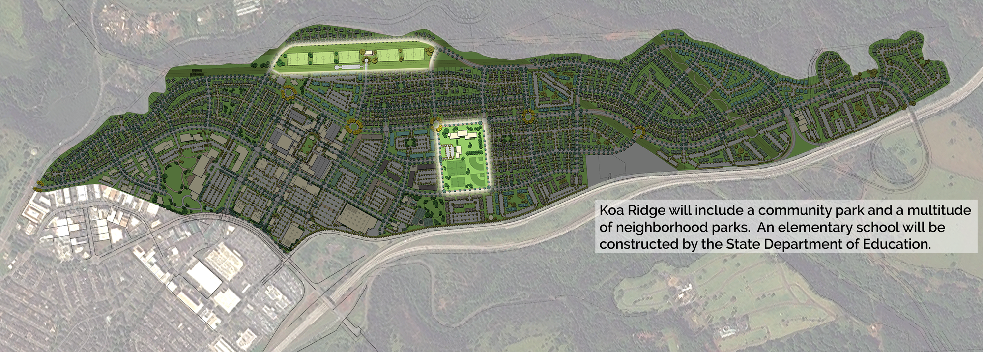 Koa Ridge Master Plan