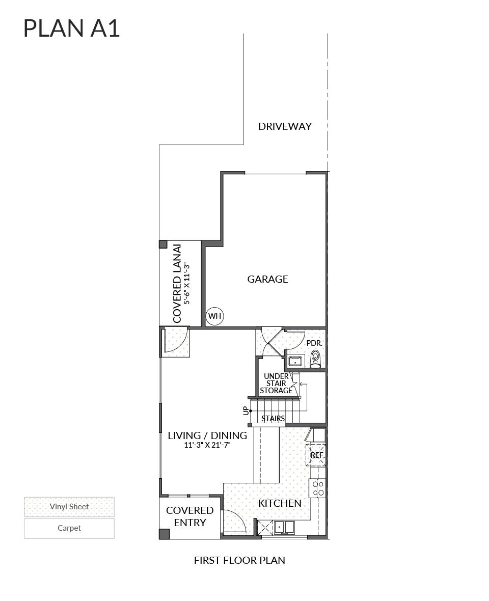 Koa Ridge Luana At Koa Ridge Floor Plans
