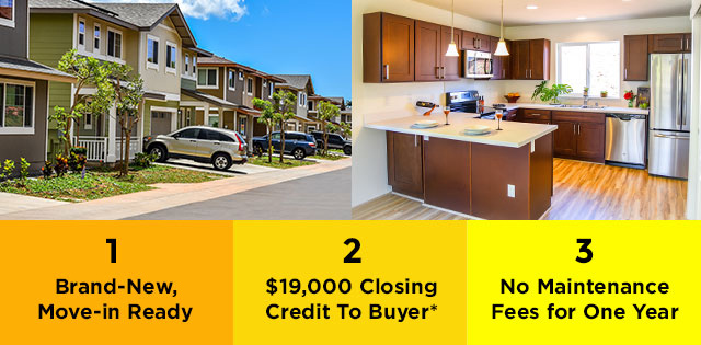 3 Great Reasons to Buy At Pu'uwai Place, 1 Great Home