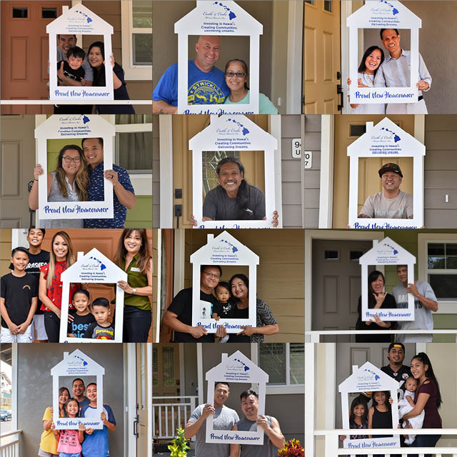 Proud Pu'uwai Place Homeowners!